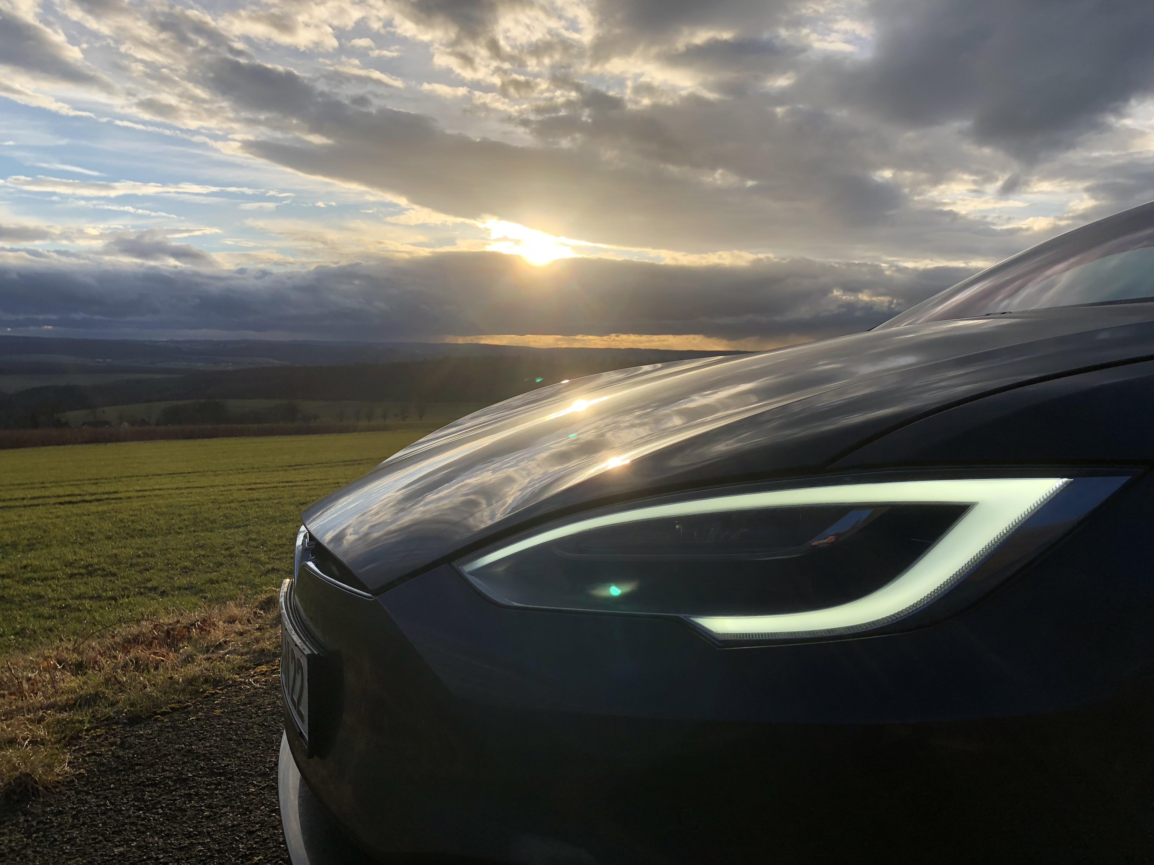 Tesla Bild