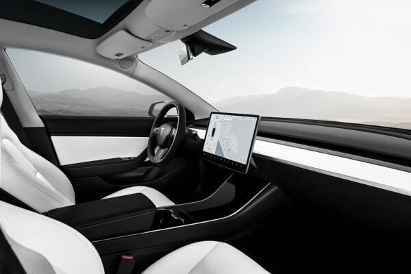 Performance-Version des Model 3