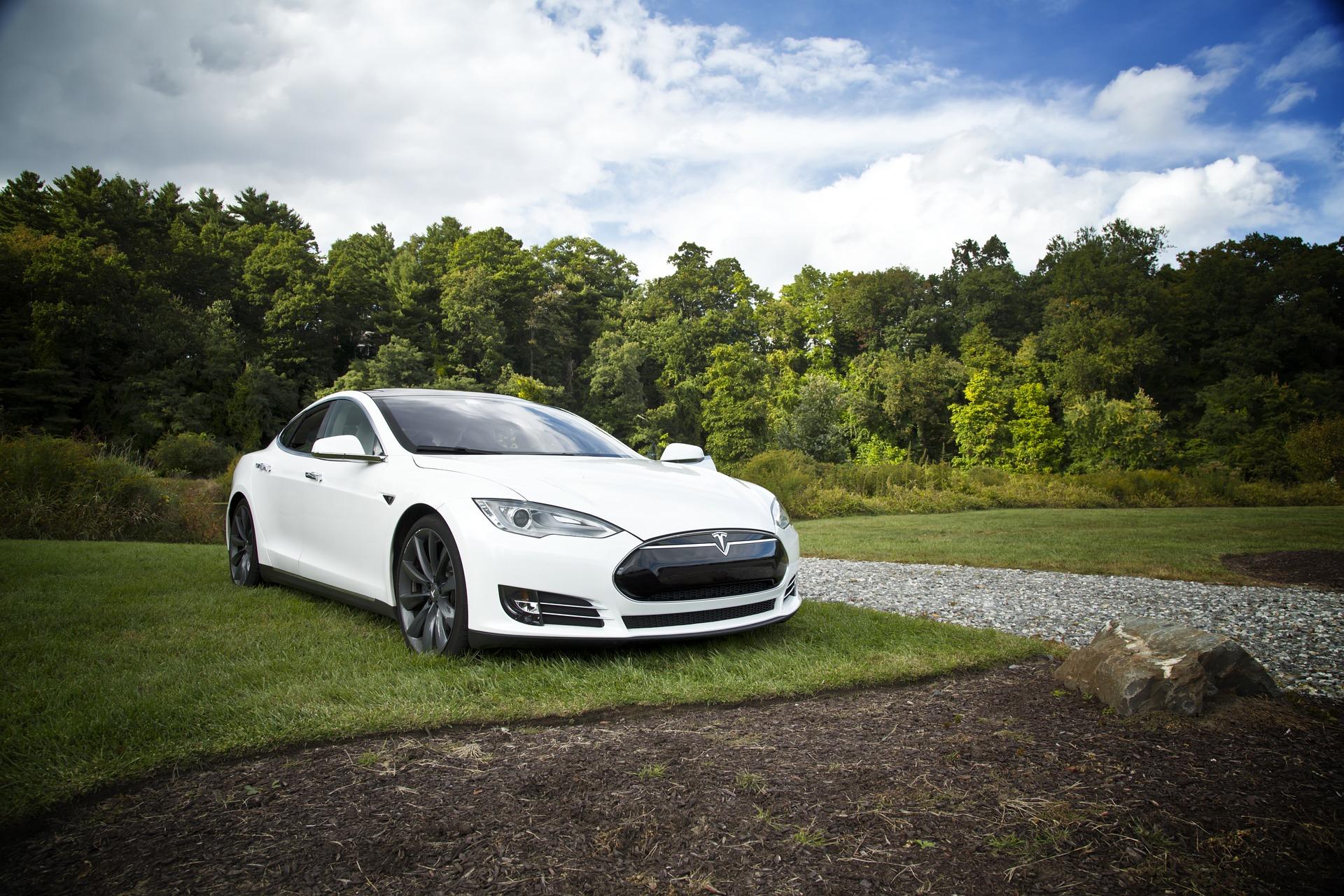 Der gebrauchte Tesla
