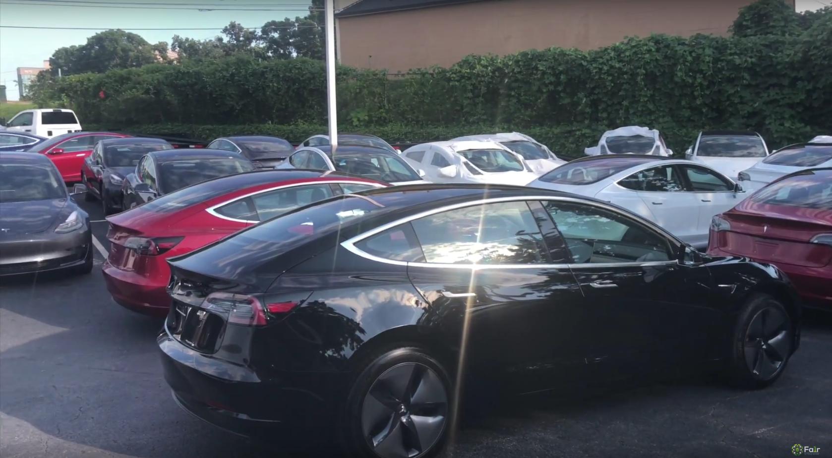 Mut zur (Tesla-)Aktie
