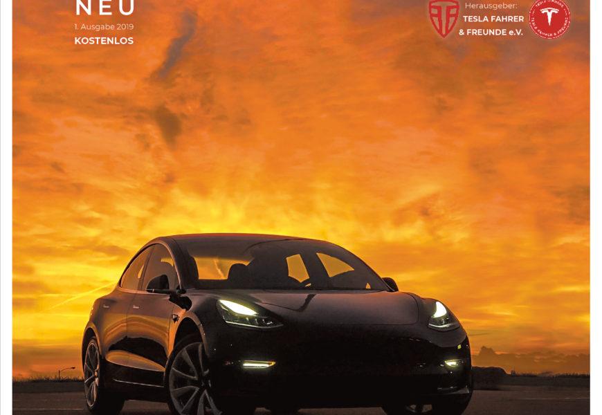 Neues Magazin zur E-Mobilität