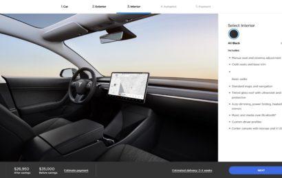 35.000 Dollar Tesla Model 3 ist da! Und Preissturz bei Model S und X