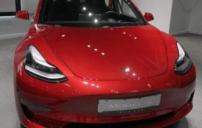 Große Auswahl bei Tesla-Bestandsfahrzeugen