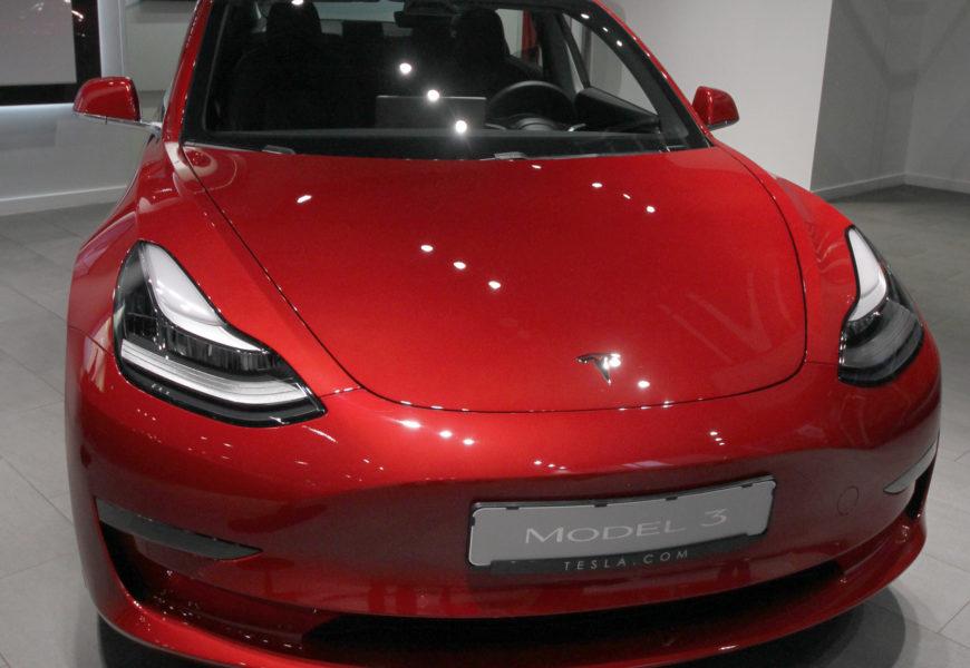 FAQ – Deine Model 3 Bestellung
