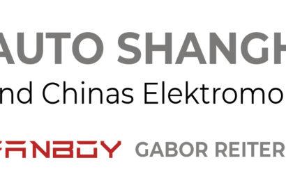 Chinas Elektromobilität