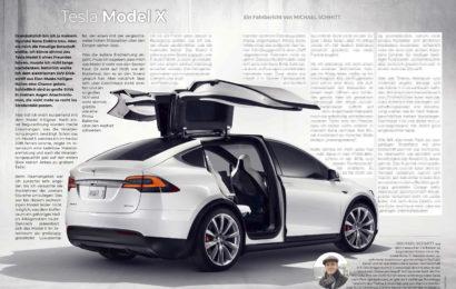Model X – Ein Fahrbericht