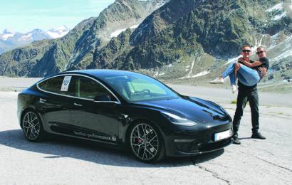Pimp my Tesla