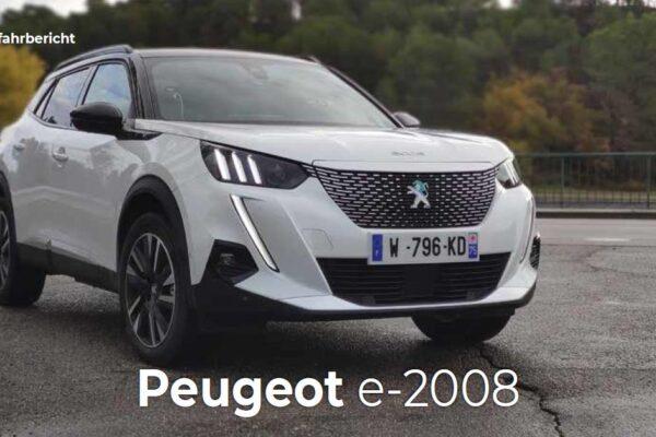 Peugeot e-2008