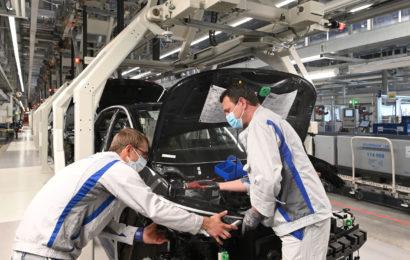 VW startet Produktion von ID.3 in Zwickau neu