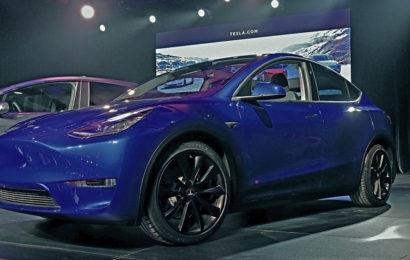 Teslas neues Baby: Model Y