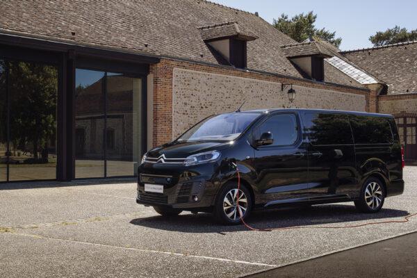 Citroën will noch 2020 einen E-Kompaktvan herausbringen