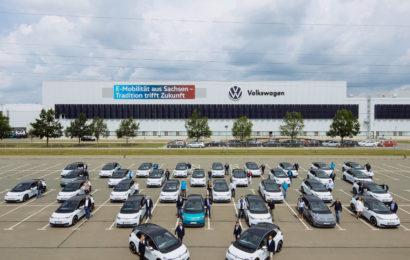 VW lässt ID. 3 von 150 Angestellten testen
