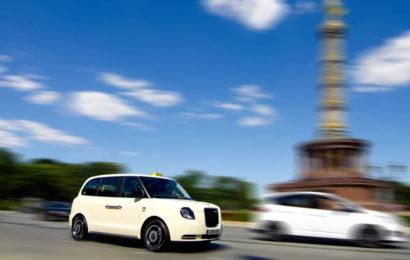 Warum Taxis elektrisch werden sollten