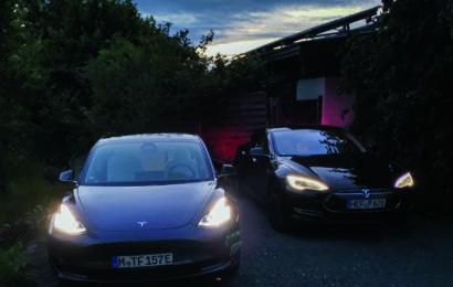 Der Trend geht zum Zweit-Tesla