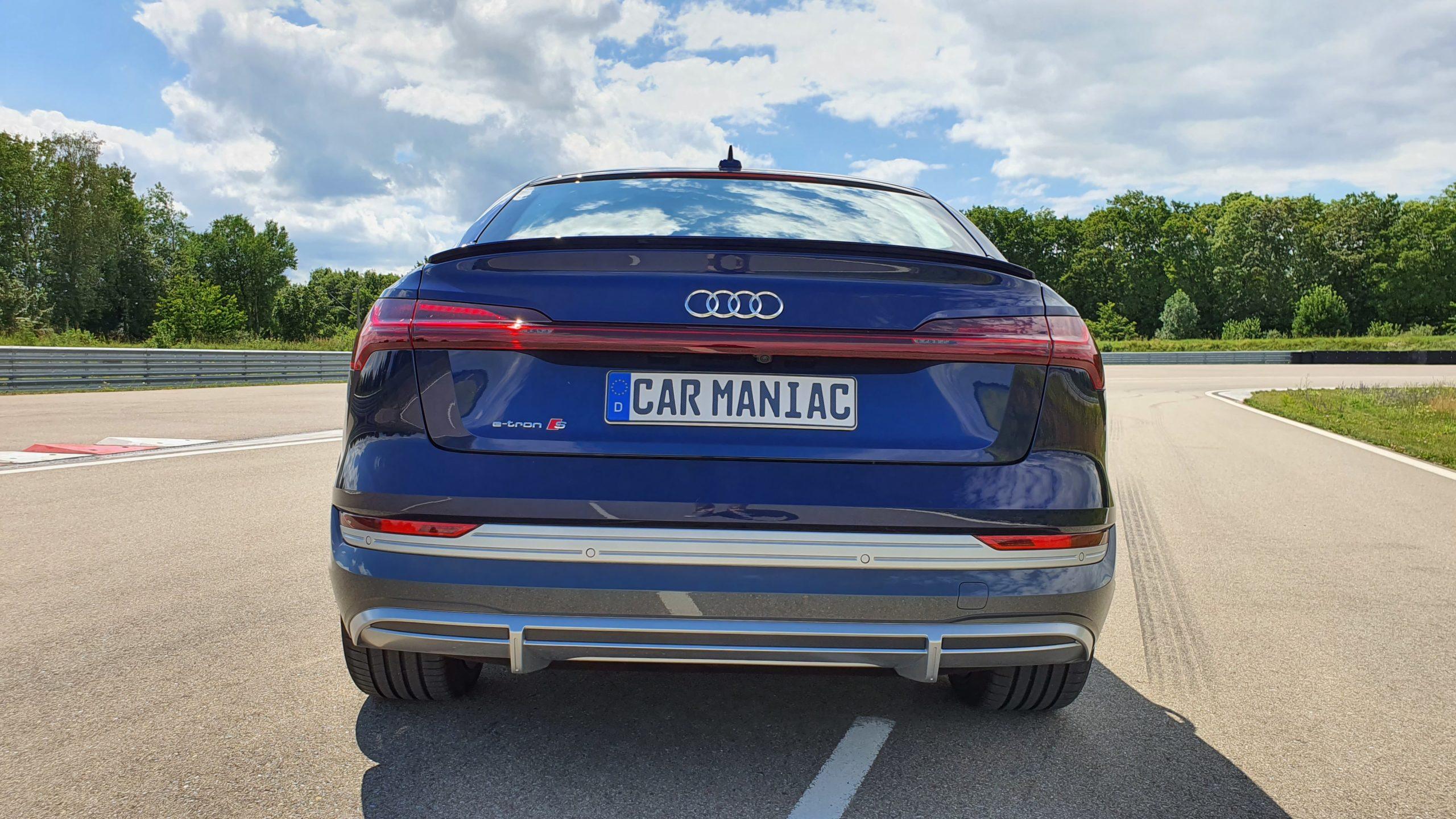 Audi eTron Sportback S