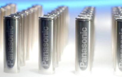 Panasonic: 20 Prozent höhere Energiedichte für Tesla-Batterien