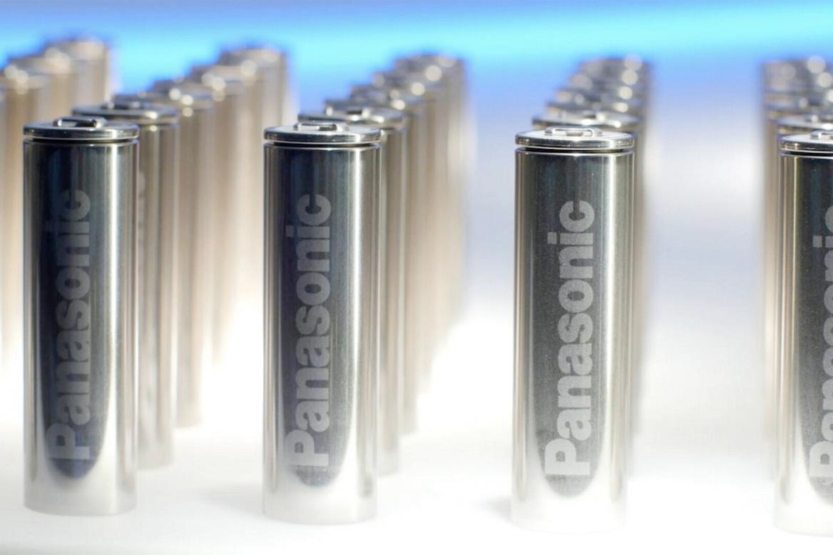 Panasonic Batteriezellen