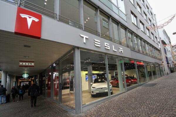 Zum vierten Mal Gewinne bei Tesla