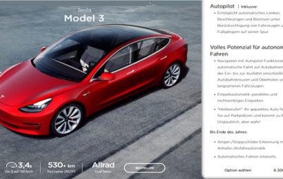 """Gerichtsurteil: Tesla darf nicht mit """"Autopilot"""" werben"""