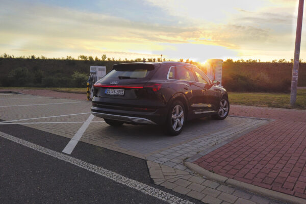 Luxus-SUV Audi e-Tron