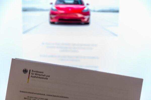 Fake: 27 Prozent der E-Auto Kaufprämien würden abgelehnt