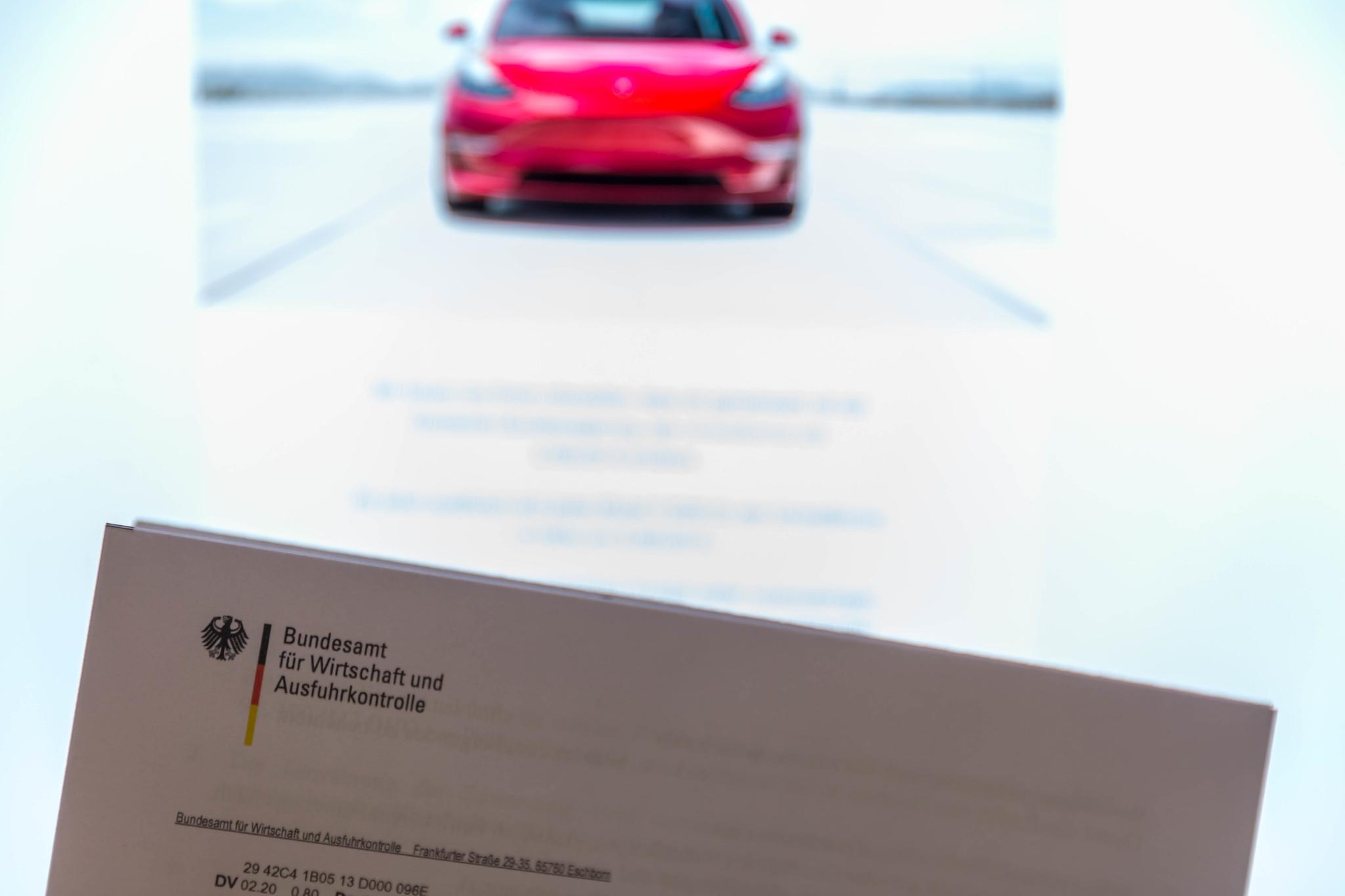 Marco Verch Bundesamt für Wirtschaft und Ausfuhrkontrolle: Mitteilung zum Thema Umweltbonus für die Besitzer von E-Autos