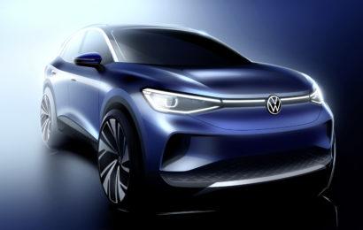 Serienproduktion des VW ID.4 gestartet