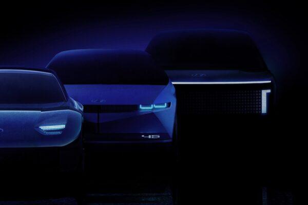 Hyundai: Ioniq neue Submarke / 3 neue Elektromodelle angekündigt