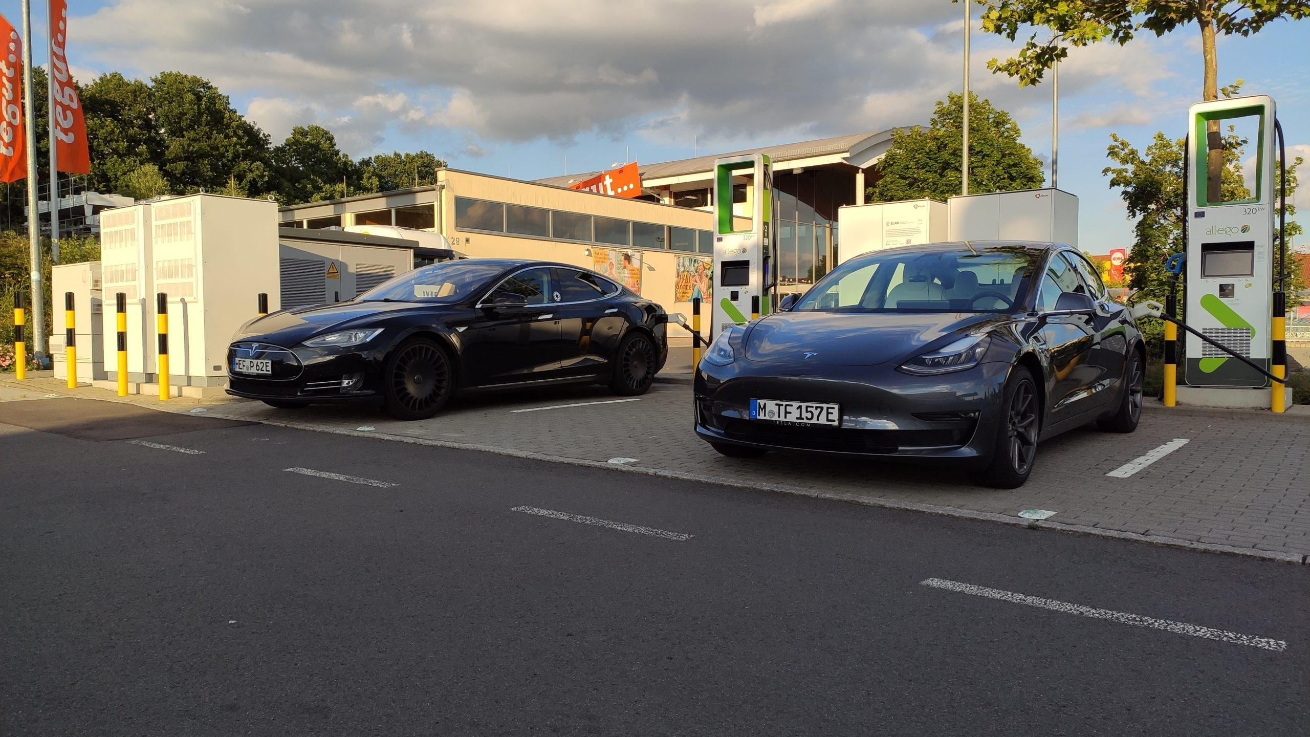 Tesla Model S und Model 3