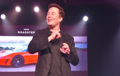 Tesla-Fahrzeuge sollen Fahrstuhlmusik spielen