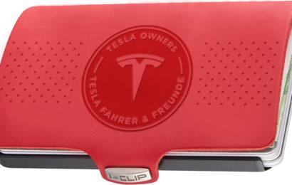 I-Clip für Tesla-Fahrer