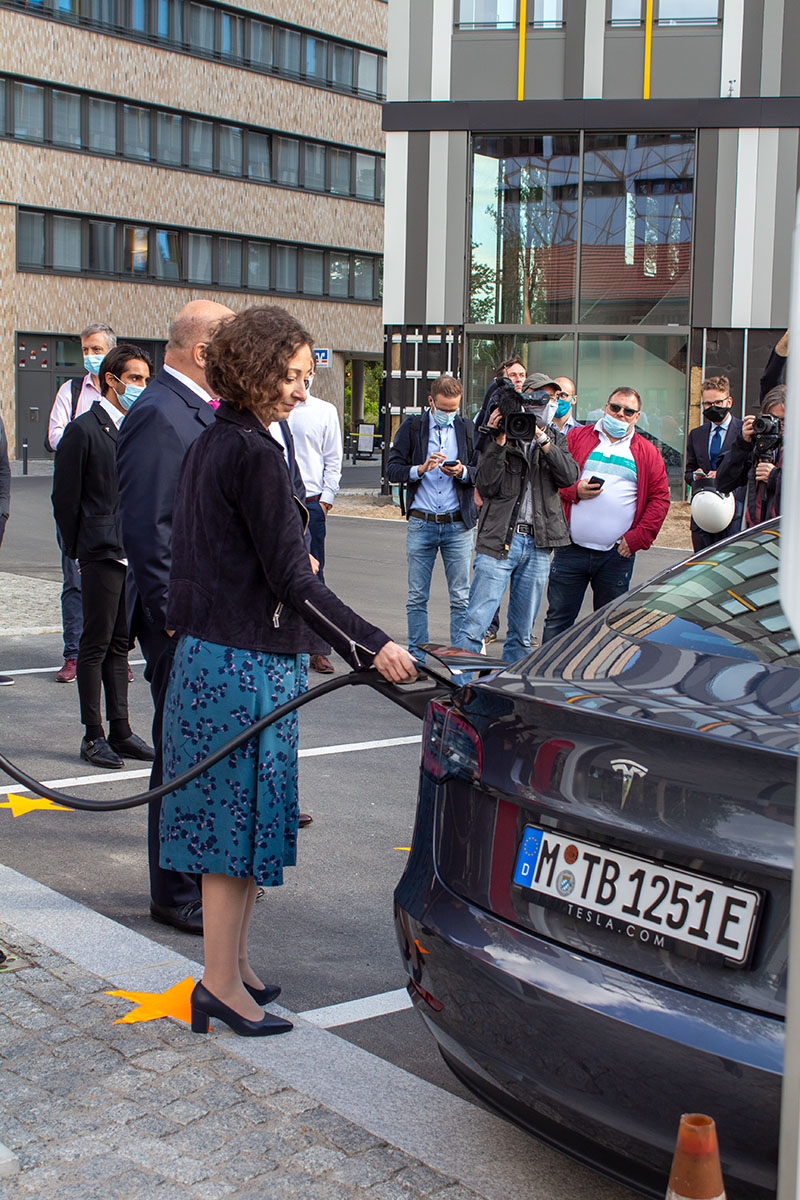 Ramona Pop, Berliner Bürgermeisterin und Senatorin für Wirtschaft, Energie und Betriebe