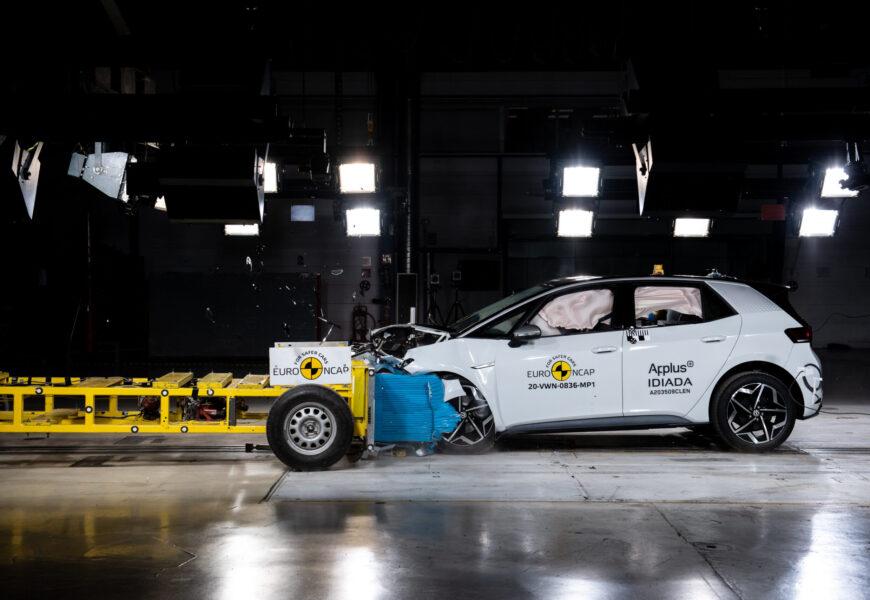 VW ID.3: hohe Wertungen im NCAP-Test