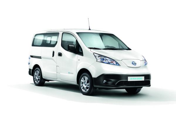 Neuer Elektro-Kombi Nissan e-NV200: ohne viel Schnickschnack