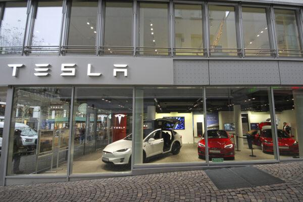 Rekord-Auslieferungen bei Tesla