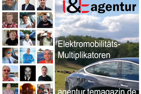 Multiplikatoren in Sachen E-Mobilität