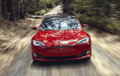 Tesla Vorführwagen-Woche