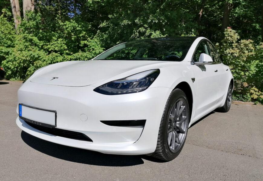 Neues Tesla Model 3 mit höherer Akkukapazität?