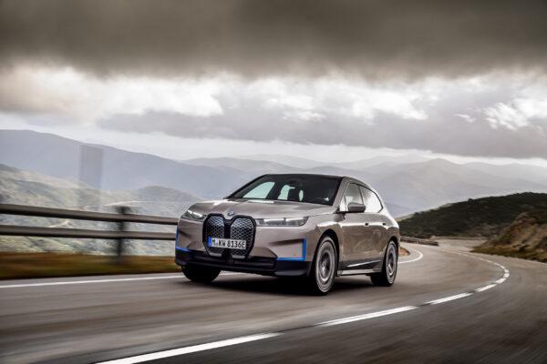 Ein erster Blick auf den BMW iX