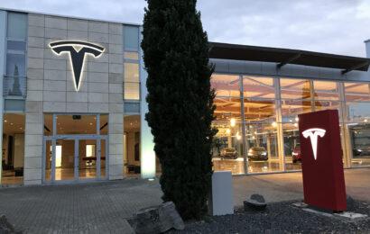 Neues Tesla Center für Mannheim/Ludwigshafen/Heidelberg eröffnet