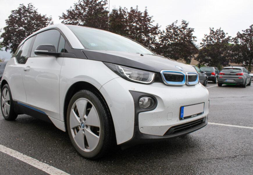 BMW errichtet eigene E-Auto-Architektur