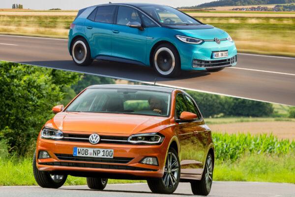 VW entwickelt günstiges E-Auto in der Größe eines Polo