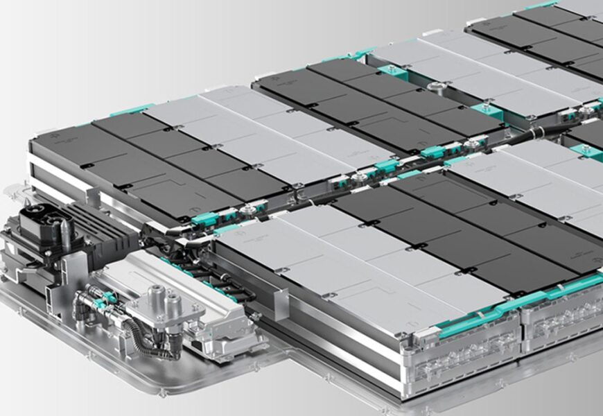 Nio stellt 100 kWh-Batterie vor / 150 kWh in Planung