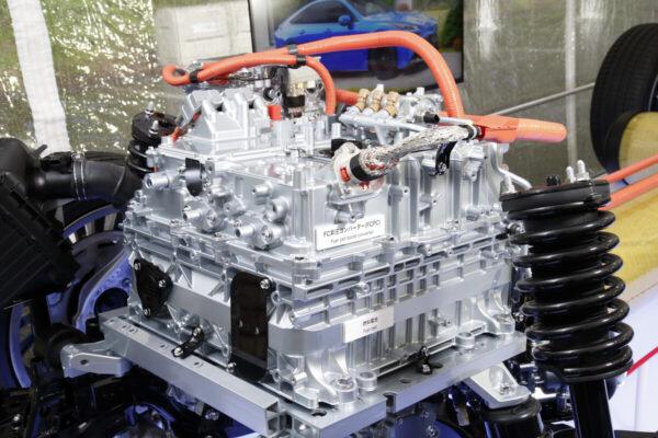 Toyota zwischen Batterie und Wasserstoff