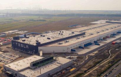 Tesla darf Model Y in China verkaufen