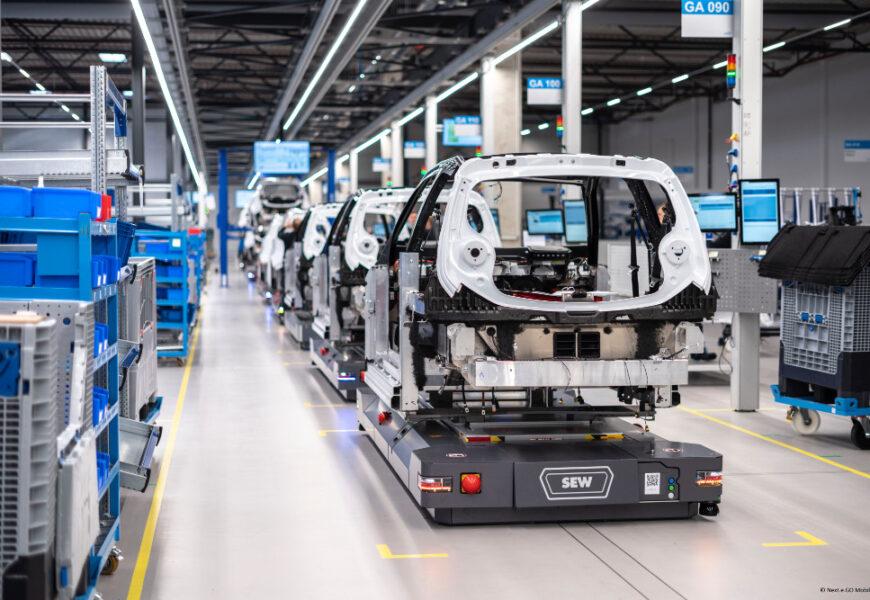 Next.e.GO startet 2021 Produktion in Deutschland, ab 2031 auch in Griechenland