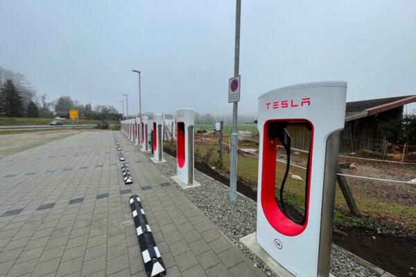 Neuer Supercharger in Mühldorf am Inn