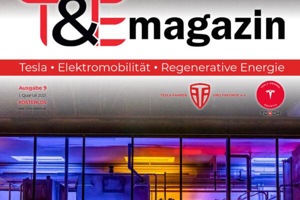 T&Emagazin erscheint am 15. Januar 2021
