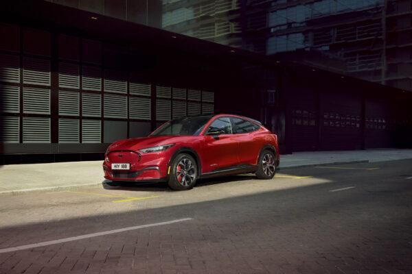 Ford fertigt Mustang Mach-E bald auch in China