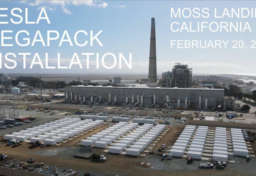 Teslas Mega-Akku-Projekt kurz vor Fertigstellung